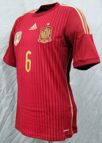 スペイン代表 イニエスタ