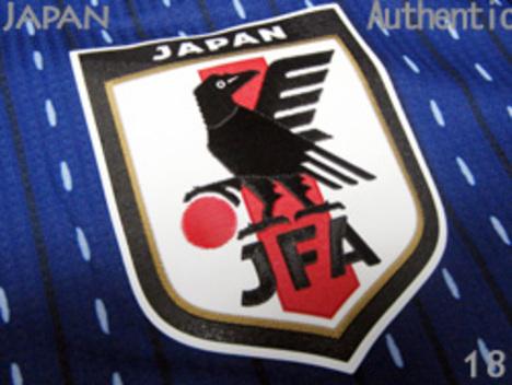 日本代表 ホーム 長袖 オーセンティック