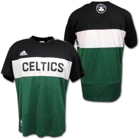 セルティックス トレーニングシャツ