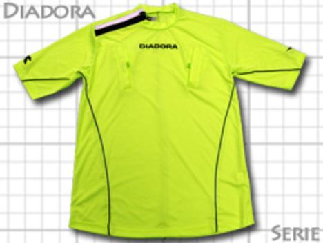 デイアドラ レフリーシャツ
