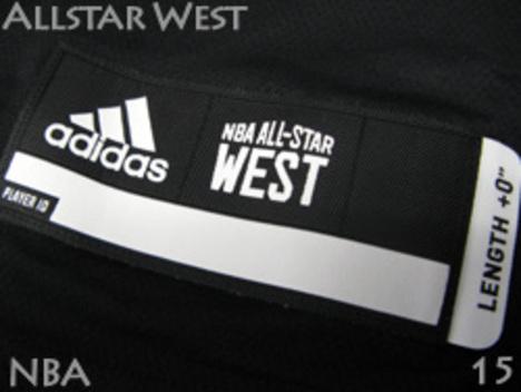 NBA オールスター WEST デュラント