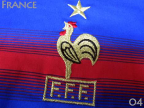 フランス代表 ホーム