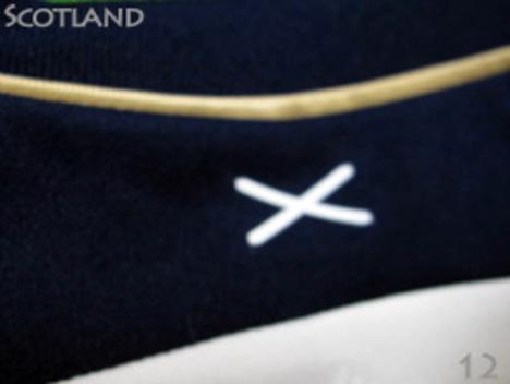 スコットランド代表 アウェイ