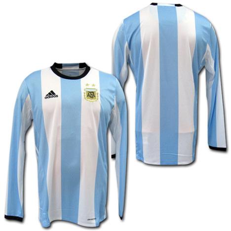 アルゼンチン代表 長袖