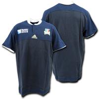 ラグビー・イタリア代表 ポロシャツ