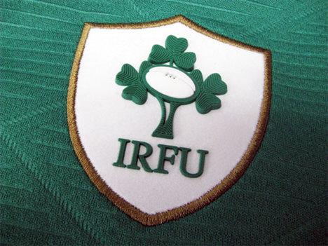 【ラグビー】2015W杯ロゴ入り アイルランド代表 Home(緑)・PRO model カンタベリー製