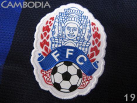 カンボジア代表 ホーム オーセンティック