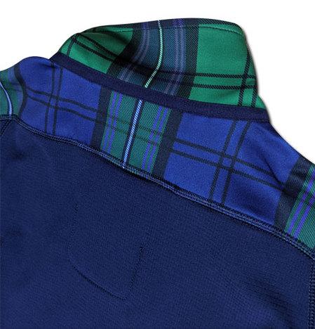 【送料無料】 ラグビー・スコットランド代表・オーセンティック ラグビーワールドカップ2019 ホーム(紺) マクロン 【2200着限定】