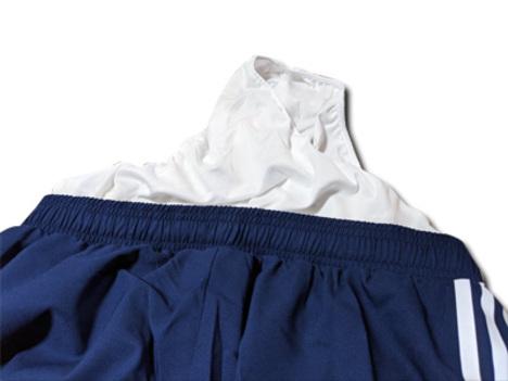 【オーセンティック・選手用】 2018 日本代表 ホームショーツ(紺)  adidas 【限定店舗のみ取り扱い】【メール便送料無料】