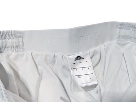 【オーセンティック・選手用】 2018 日本代表 アウェイショーツ(白)  adidas 【限定店舗のみ取り扱い】【メール便送料無料】