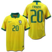 ブラジル代表 フィルミーノ