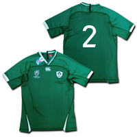 ナンバー無料 アイルランド代表