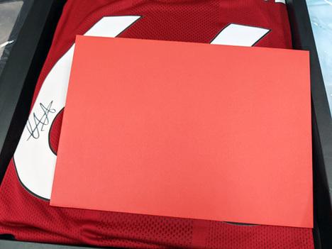 【直筆サイン入り】19/20 リバプール #1 ユルゲン・クロップ監督 ホーム(赤) 【送料無料】