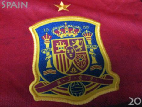 スペイン代表 ホーム長袖