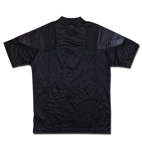 【61%OFF】 マンチェスターUTD 18/19 ICON ユニフォーム (黒) adidas 【メール便送料無料】