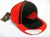 翼ロゴ 黒x赤