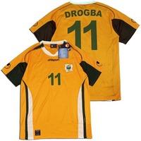 コートジボアール代表 ドログバ