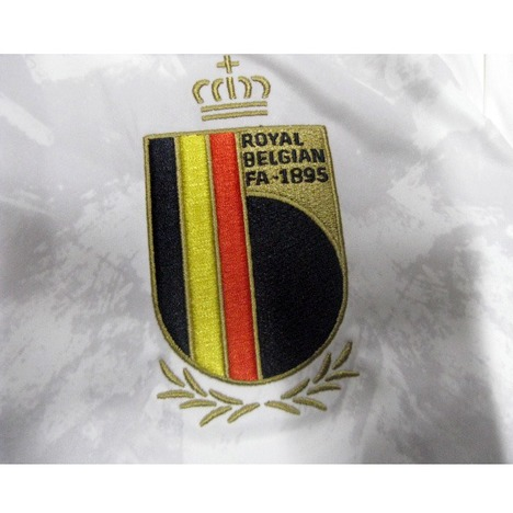ベルギー代表 アウェイ