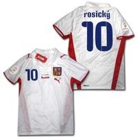チェコ代表 ロシツキー