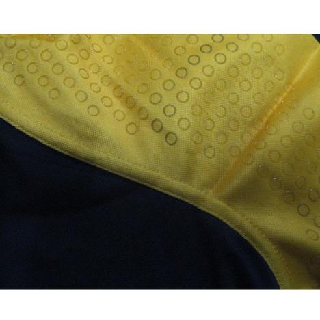 【限定1着】2000 ナイジェリア代表 選手用GK(黄色) NIKE