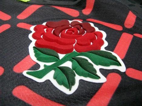 【オーセンティック】セブンスラグビー・イングランド代表 2018 アウェイ(黒) CANTERBURY
