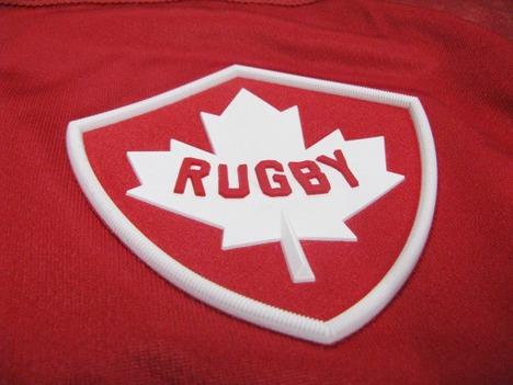 ラグビー・カナダ代表 ラグビーワールドカップ2019 ホーム(赤) CANTERBURY