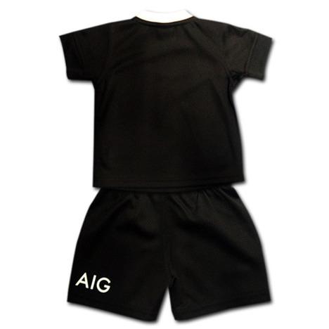 【ナンバー無料】 ラグビー・ニュージーランド代表・オールブラックス 19/20 インファントキット adidas 【メール便送料無料】
