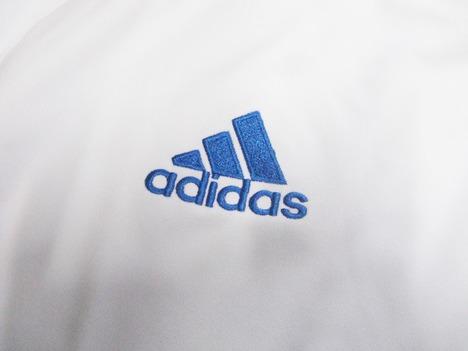 adidas フランキ(白) アディダス 【在庫の限り】