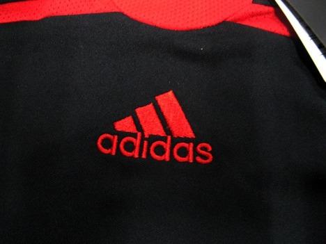 adidas エルアキーラ(黒/赤) アディダス 【在庫の限り】