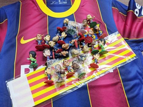 20/21 FCバルセロナ #10 MESSI メッシ・バルサ最終モデル +おまけ NIKE 【メール便送料無料】