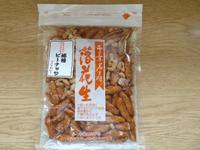 柿の種 200g・380円(税込み)