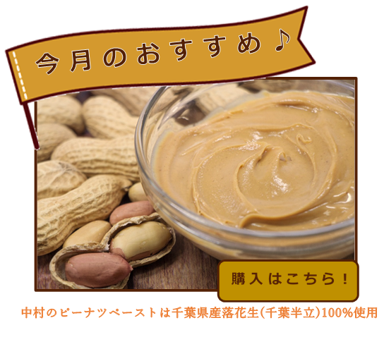 千葉県産ピーナッツペースト 販売