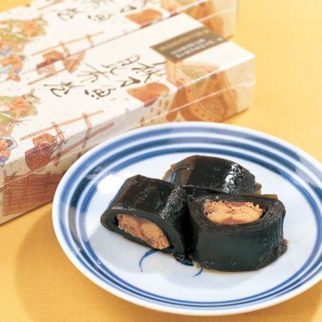 さんま昆布巻(醤油味)【マルナリ水産】