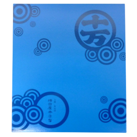 磯の香り箱6本入青箱
