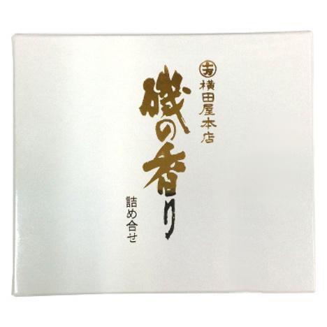 磯の香り箱2本入白箱