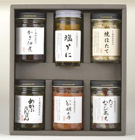 塩うに・磯の香り【品番630】