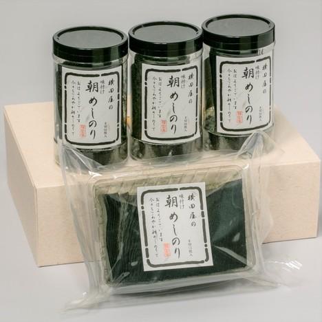 朝めしのり味付セット【品番夏39】