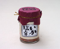 いか塩辛赤造り(160g)  (クール)