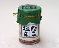 たこ塩辛(160g)  (クール)