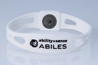ABILES plusブレスレット (アビリスプラス) ホワイト/全4サイズ