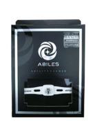 ABILES plusクリスタルブレスレット (アビリスプラス) ホワイト/全4サイズ