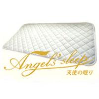 """Angel' sleep 敷きパッド""""天使の眠り""""  カツラギタイプ・シングルサイズ"""