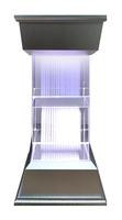 ダ・ヴィンチキューブメサイア2個セット LEDコースター角型2個プレゼント付き