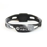 ABILES PLUS NEOブレスレット (アビリスプラスネオ) コスモブラック/全3サイズ