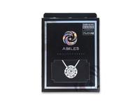 ABILES plus Crystal ネックレス Type3  全2色/2サイズ