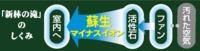 今季分販売終了:空気活性器 新林の滝