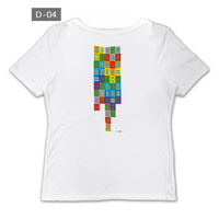 クスリエTシャツ/背面印刷 /全5サイズ(男女兼用)