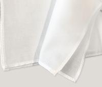 ハンカチ ヤタノカガミベシカ 52×52cm