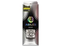 ABILES plusネックレス (アビリスプラス) ホワイト/全2サイズ