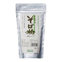 そば粉(細挽き)*300g*国内産特別栽培そば100%*低速低温製法*香りよく滑らかな口当たり